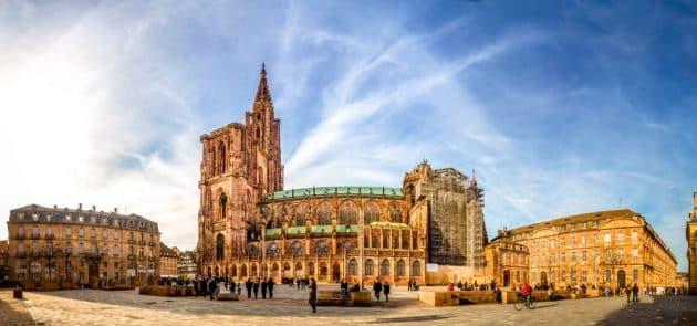 Visiter la Cathédrale Notre-Dame de Strasbourg : billets, tarifs, horaires