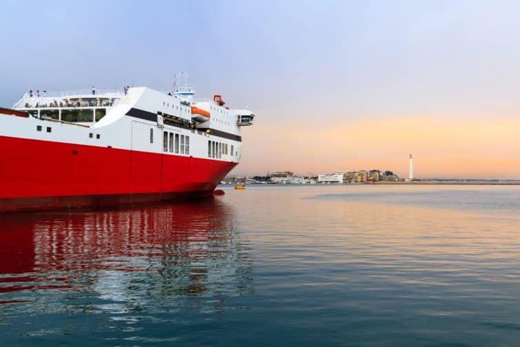 ferry de Bari à Igoumenitsa