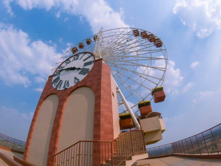 Wonderla Amusement Park Bangalore