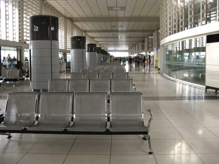 aéroport manille