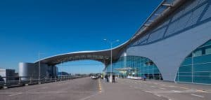 aéroport moscou