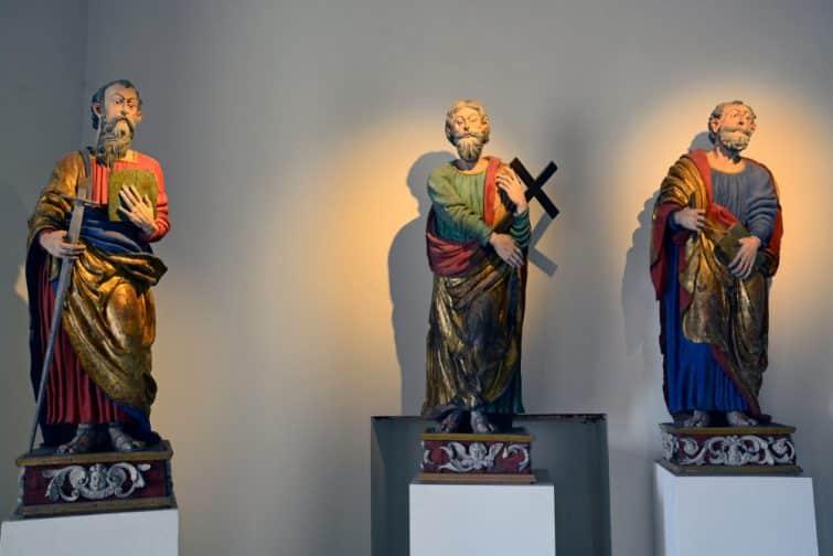 Le Museo delle Genti d'Abruzzo, à Pescara