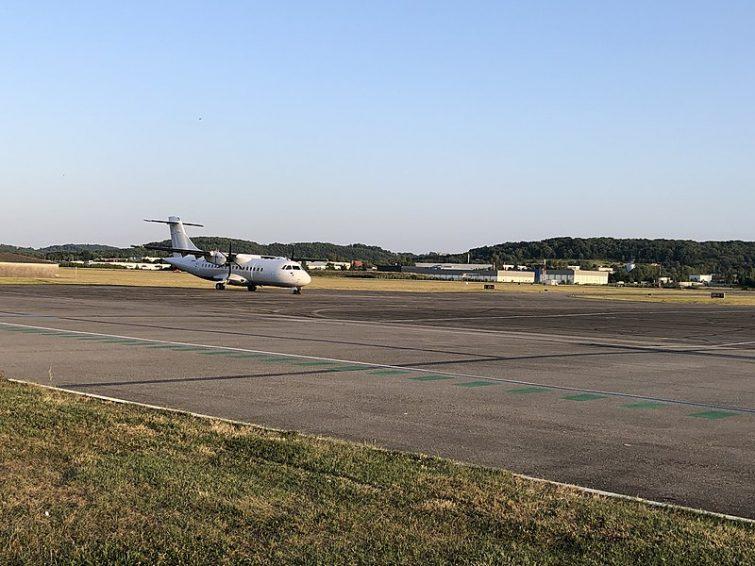 Piste de l'aérodrome d'Agen