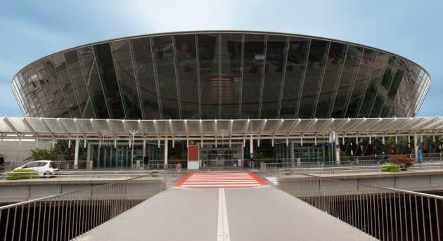 Où dormir près de l'aéroport de Nice ?