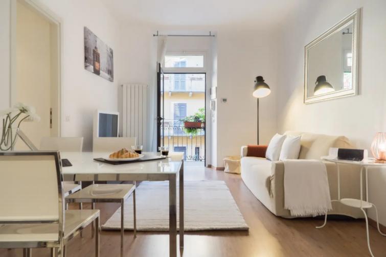 Appartement avec cour intérieure