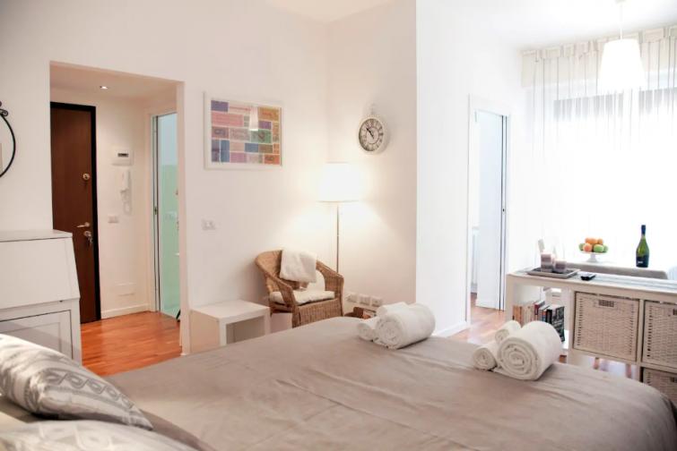 Superbe appartement en plein centre de Milan