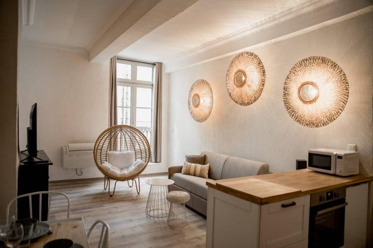 Bel appartement coeur historique Montpellier