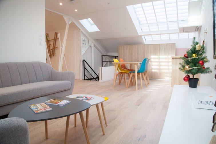 Magnifique appartement T3 sur Place de la Comédie