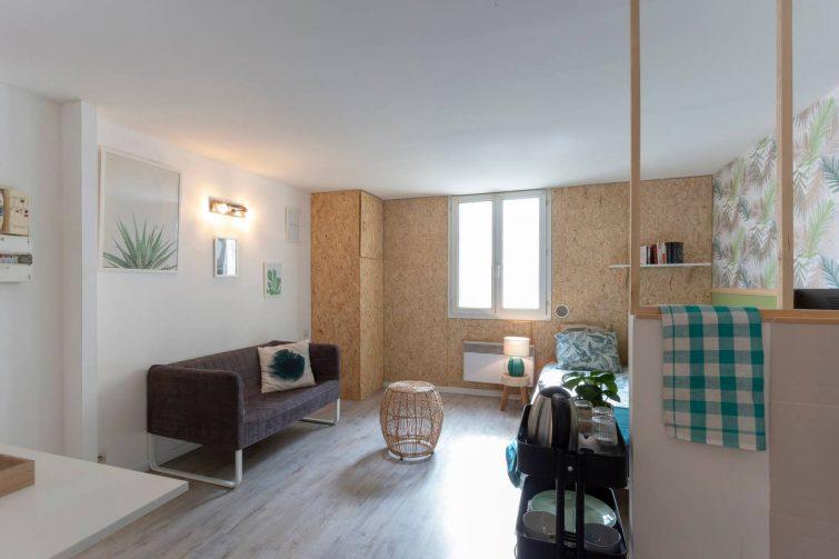 So Green, studio cosy