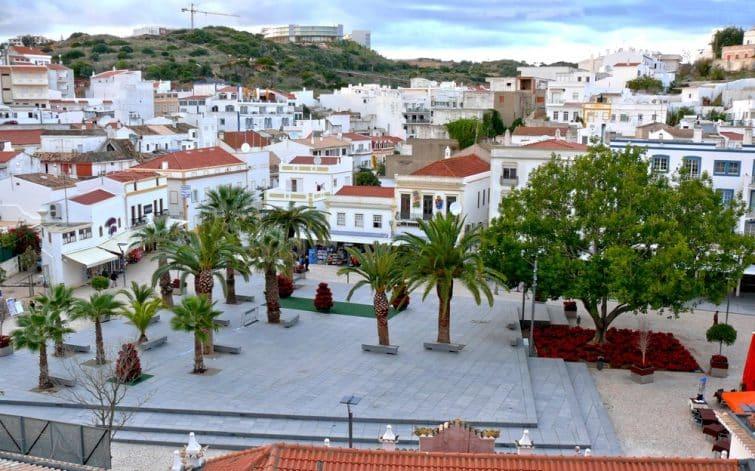 Albufeira, à visiter en Algarve