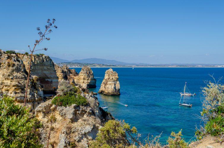 Visiter et louer un bateau en Algarve