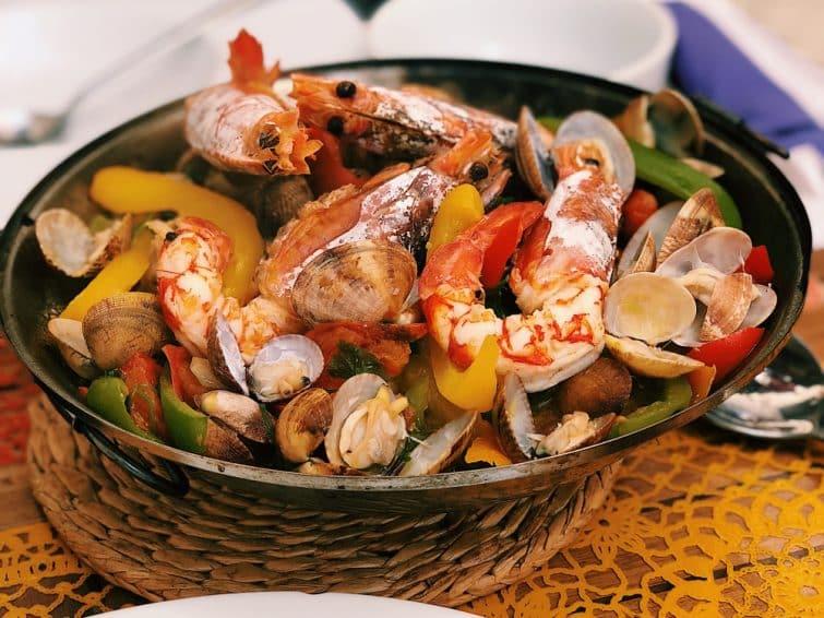 Le Cataplana, plat typique de l'Algarve