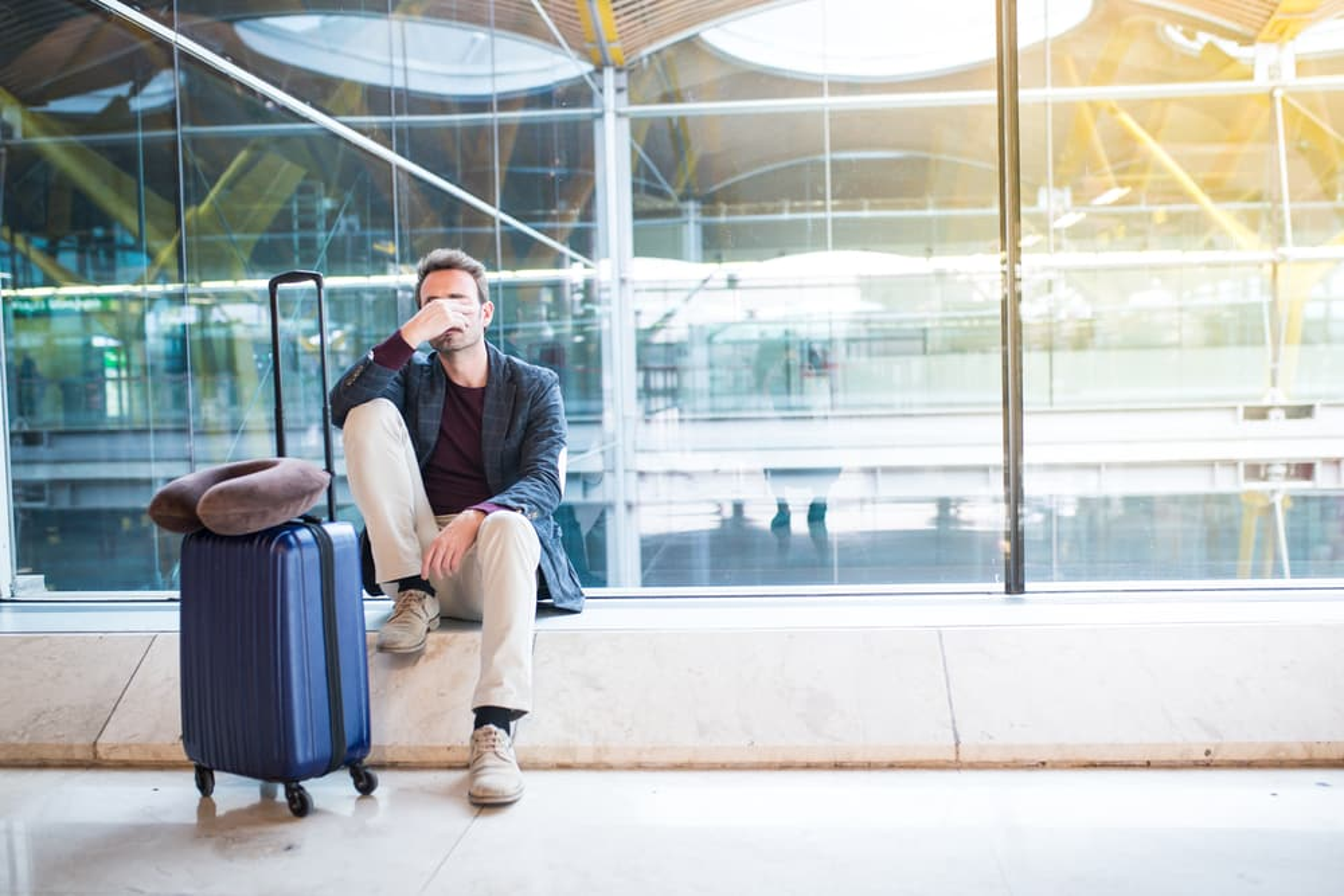 Annulation ou imprévu de voyage