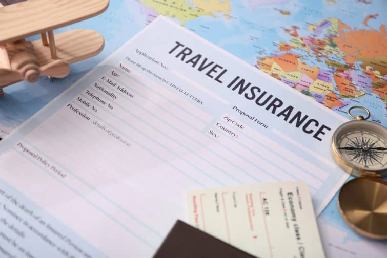 Souscrire à une assurance voyage