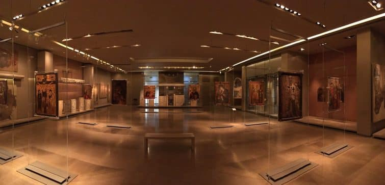 Musée Byzantin & Chrétien d'Athènes