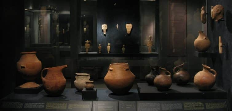 Musée Goulandris d'Athènes