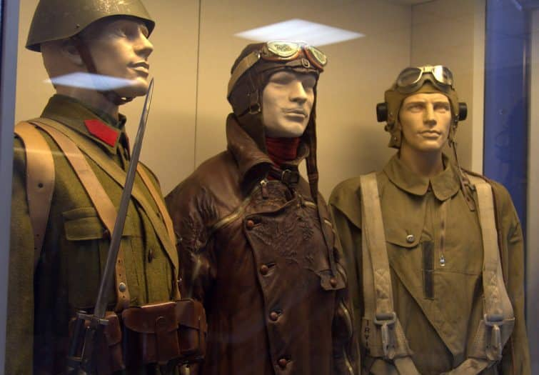 Le Musée Hellenique de la Guerre à Athènes