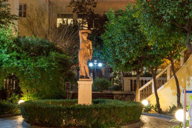 Musée Numismatique d'Athènes