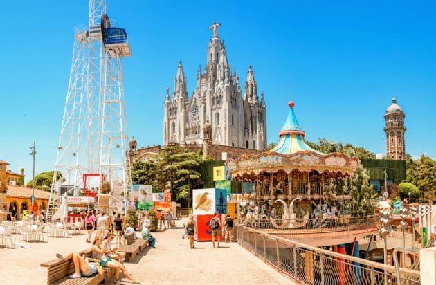 Les 16 meilleurs parcs d'attraction d'Espagne
