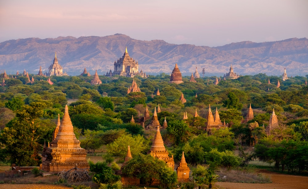 Cité de Bagan