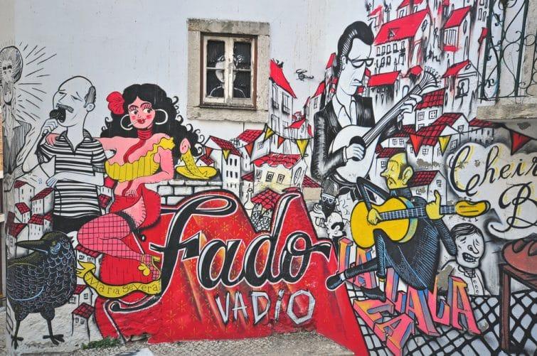 baixa street art
