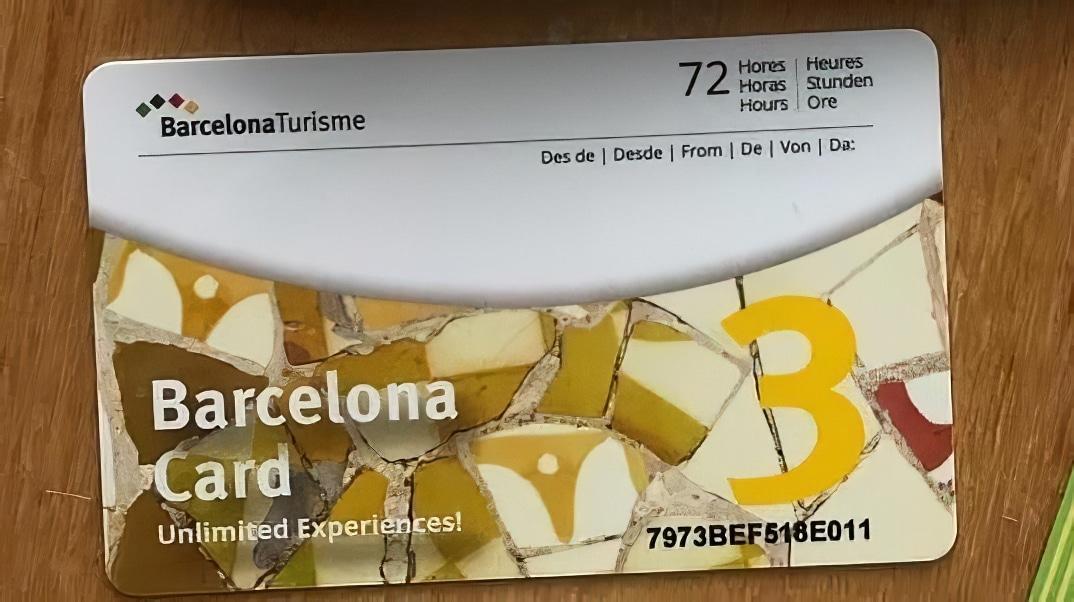 Barcelona Card : avis, tarif, durée & activités incluses