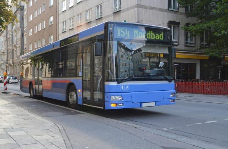 Bus de Munich