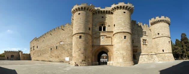 Visiter le Palais des Grands Maîtres à Rhodes : billets, tarifs, horaires