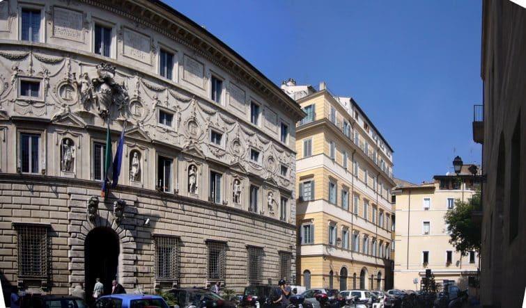 Le Palazzo Spada