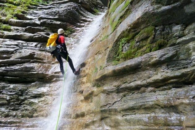 10 endroits où faire du canyoning dans les Pyrénées