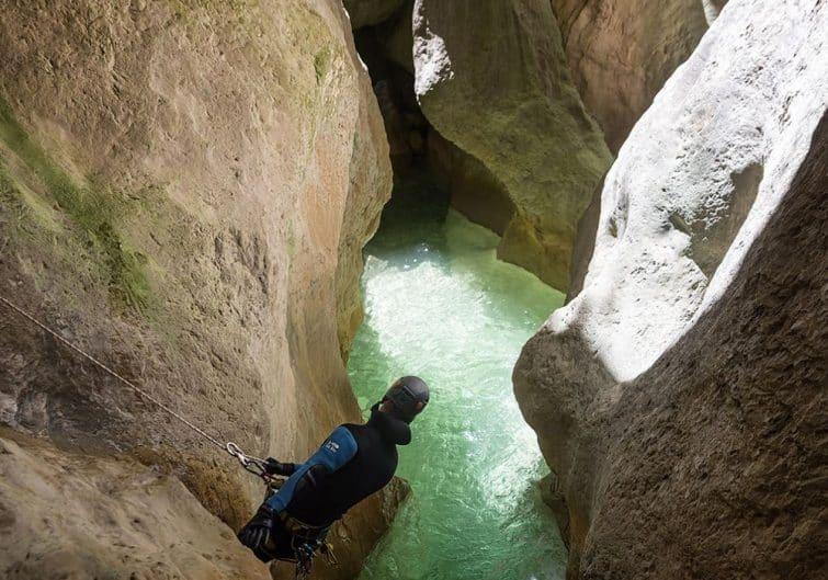 Canyon de Mascùn