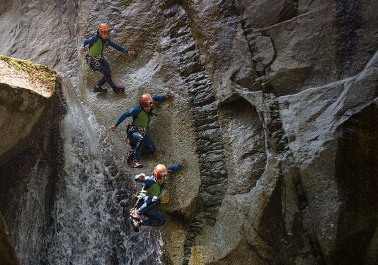Canyon de la Vallée de Soussouéou