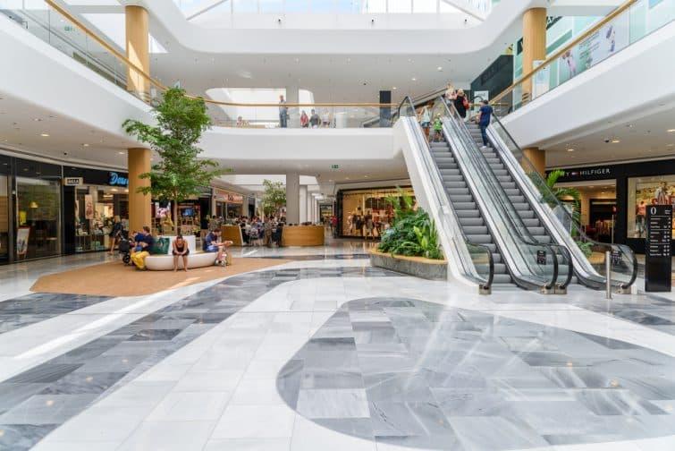 centre commercial vienne