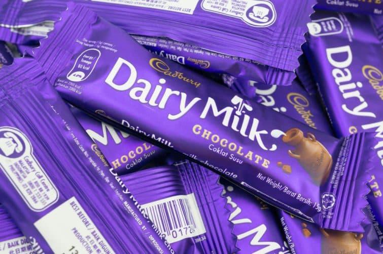 Chocolat Cadbury, Birmingham
