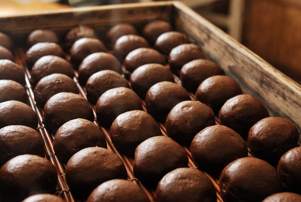 Les Honmei, chocolats japonais