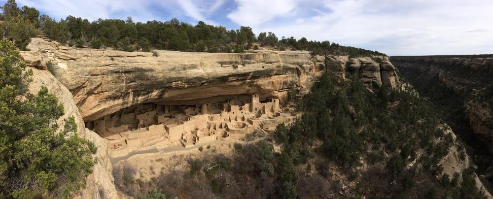 Cliff Palace, dans le Mesa Verde