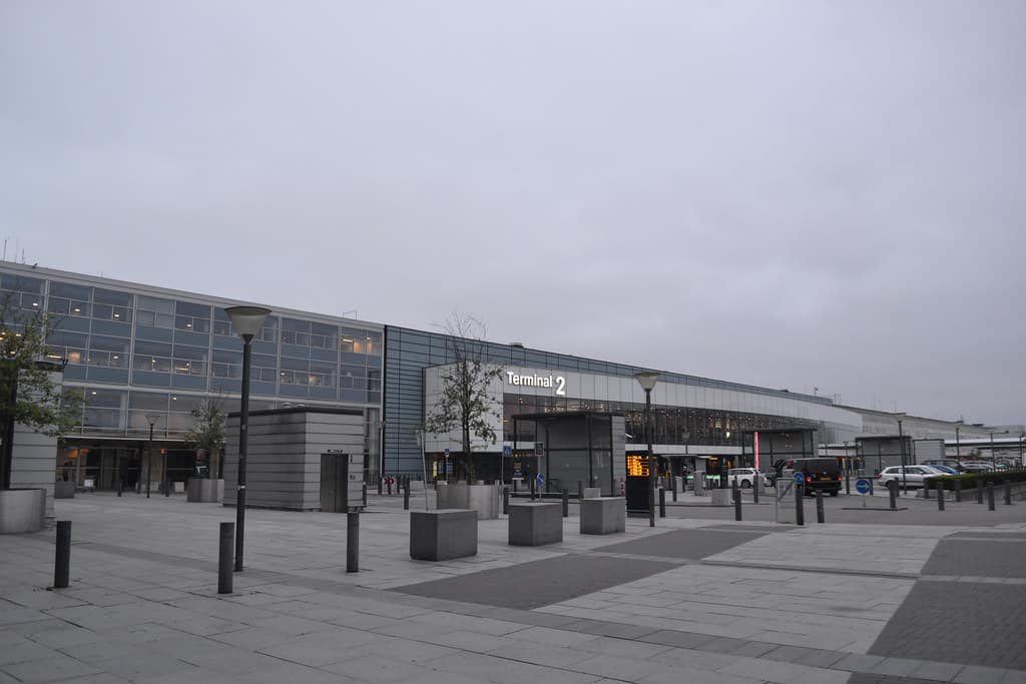 Aéroport de Copenhague