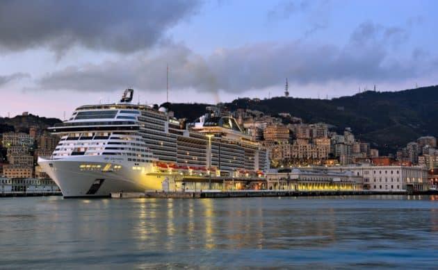 Comment aller en Corse depuis Gênes en ferry ?