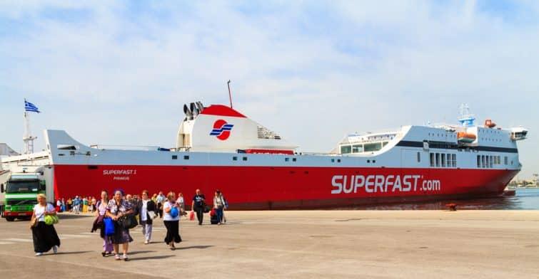ferry patras