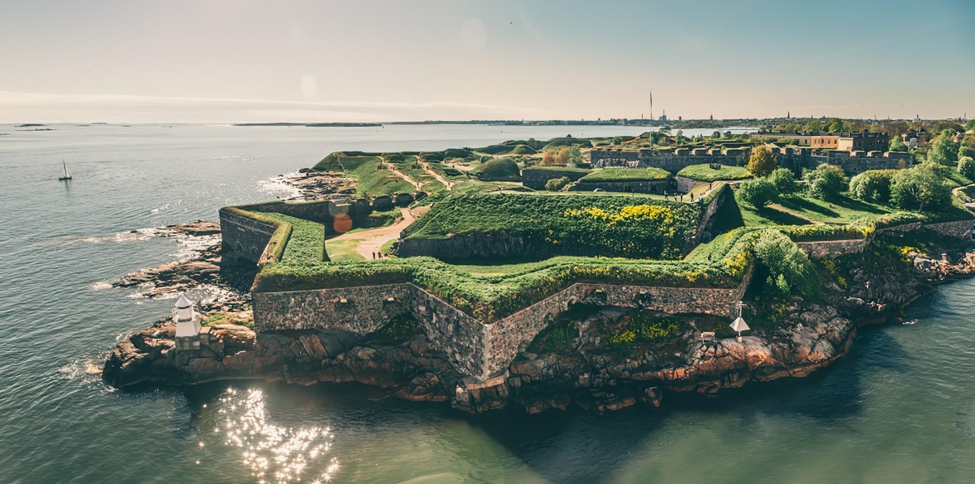 Bastions de Suomenlinna