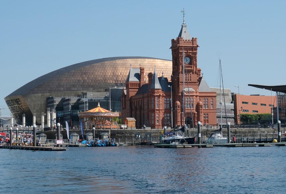 Cardiff, Pays de Galles
