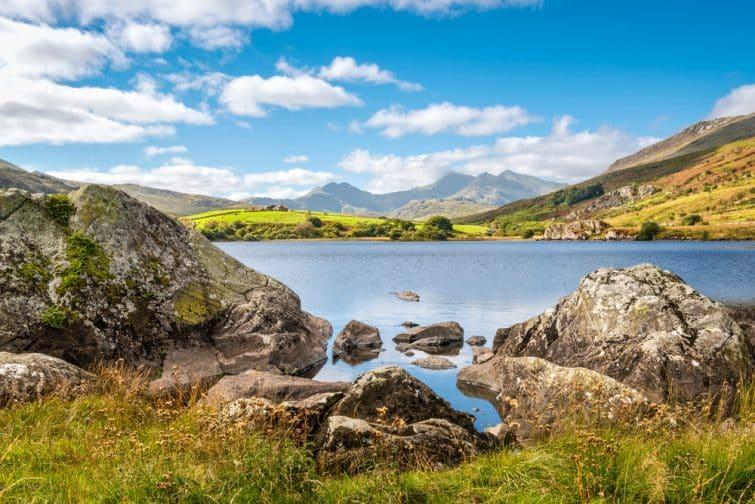 Snowdon, Pays de Galles