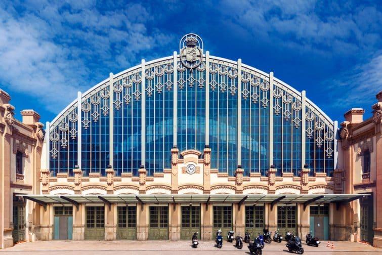 gare nord barcelone