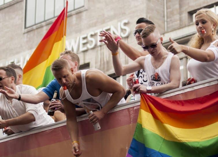 Christopher Street Day, Gay Pride, Berlin