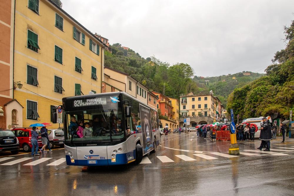 Bus de Gênes
