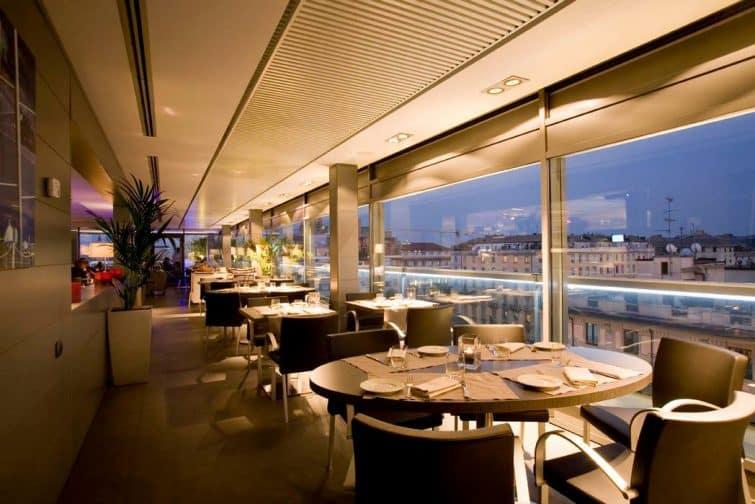 Restaurant et bar à cocktails Le Globe, Milan