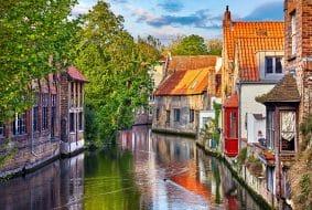 Guide pour visiter Bruges