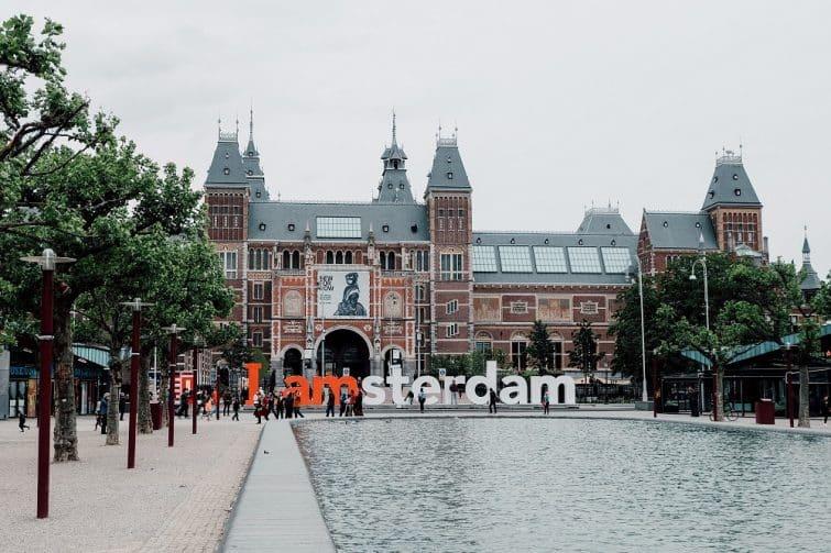 I am Amsterdam, Pays Bas