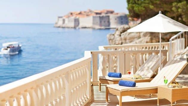 Les 8 meilleurs hôtels avec vue sur Dubrovnik