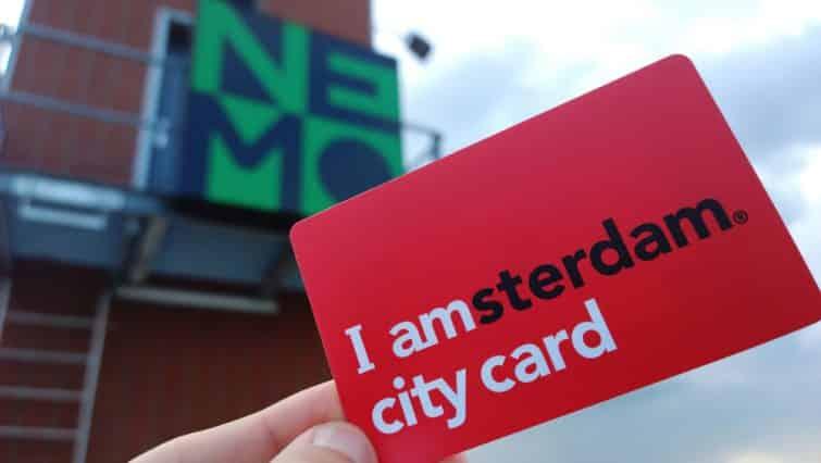 i am amsterdam city card